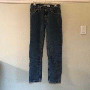 GAP low rise jeans